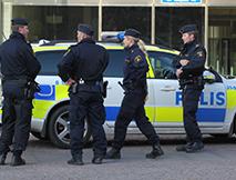 Polisen som drunknade