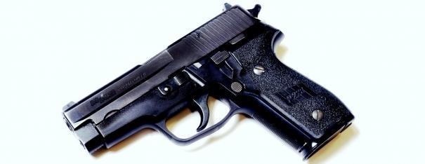 Polisen skyldig till vapenbrott