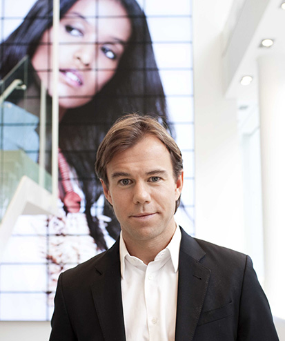Karl-Johan Persson, CEO